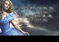 Lavender's Blue Dilly Dilly - Lyrics (Cinderella 2015 Movie