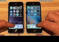 iPhone 5 iOS 8 4 1 vs iOS 9 2 Beta 4  Public Beta 4 Build