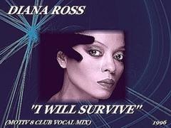 Gloria gaynor - i will survive mcd