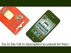 How to unlock iPhone 4S - Gevey Ultra S sim unlock Easy
